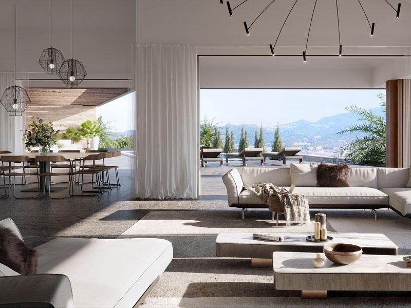 8 Villas prêtes à vivre sur la Côte d'Azur