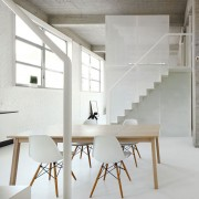 A-DN : FOR, loft à Bruxelles