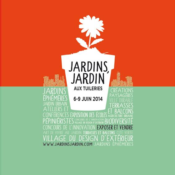 Jardins, Jardin aux Tuileries : Edition 2014