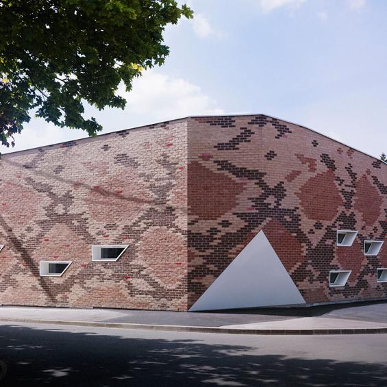 D'houndt + Bajart architectes et associés : BOA Canteen