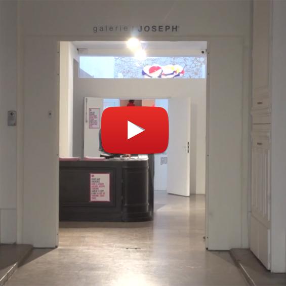 Paris Design Week : L'exposition de la galerie Joseph en vidéo