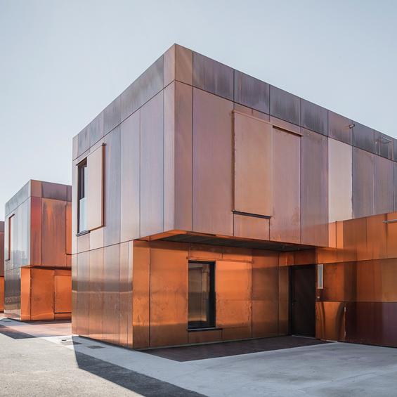 LCR Architectes : Collège de Labarthe-Sur-Lèze