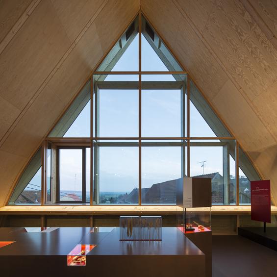 Nunc Architectes : Centre d'interprétation du patrimoine archéologique