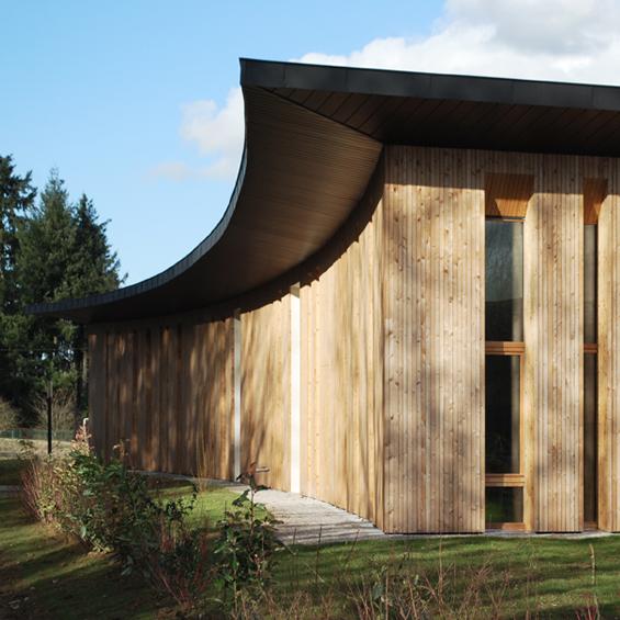 W+M Architectes : Centre Social et Relais des Services Publics