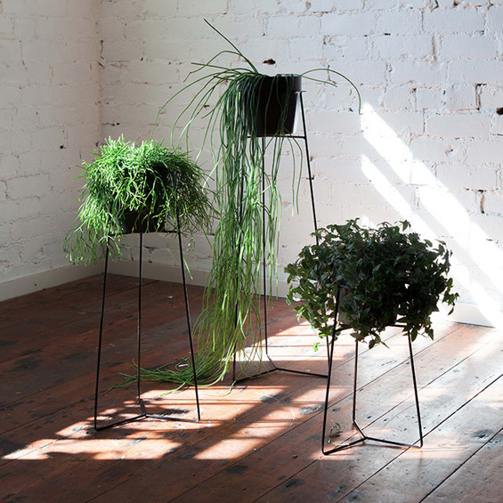 Trestle Union : Pot Plant Stands