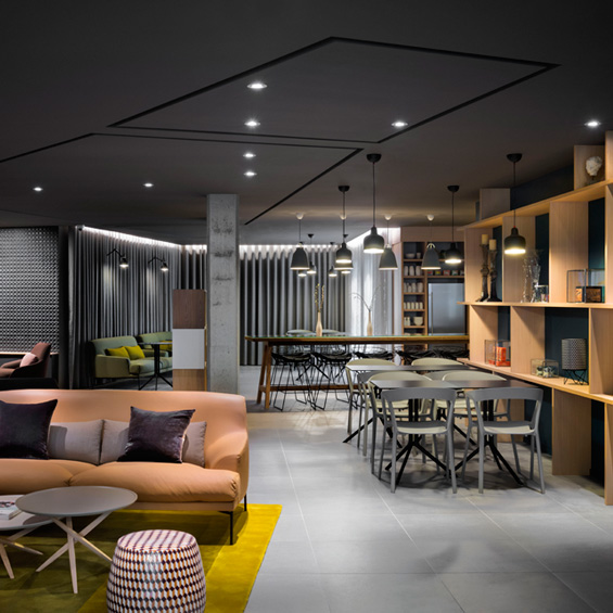 Studio Norguet Design : Okko Hôtel Nantes