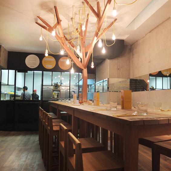 Michaël Malapert : Restaurant Yuman