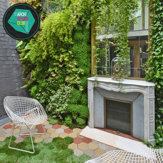 3775-02-Atelier-Michael Herrman-Marc-Henderson-adcawards-Greenwall-interior-residenziale-Paris-Madeleine-loft-appartamento-01