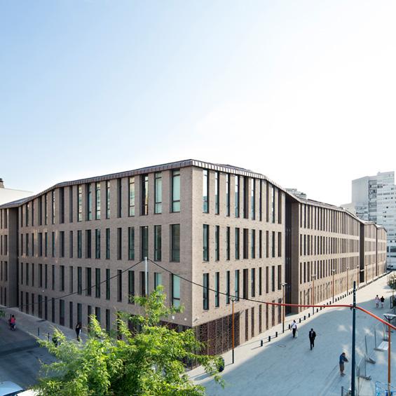 RDAI Architecture / CALQ Architecture : Cité des Métiers Hermès