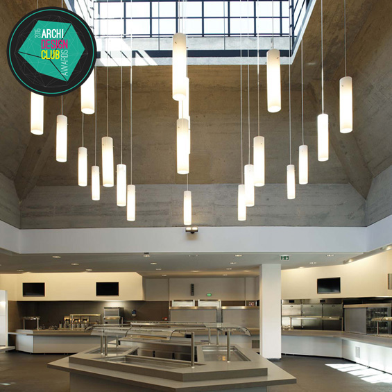 3805-05-Olivier-Delaittre Arquitectura-restaurante-CEA-Saclay, Gif-sur-Yvette-adcawards-Daniel-carrete