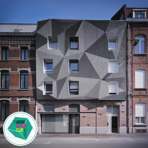 3810-05-DHOUNDTBAJART-assoziierten Architekten-Julien-Lanoo Winoc-Chocqueel-Tourcoing-Gehäuse