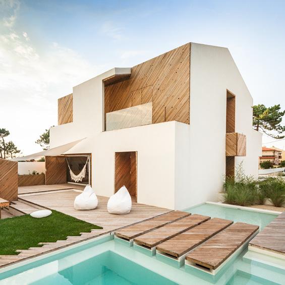 Ernesto Pereira : SilverWood House