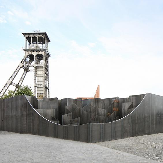 Gijs Van Vaerenbergh : Labyrint