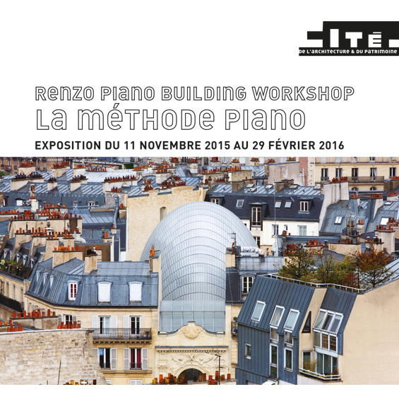 Cité de l'Architecture & du Patrimoine : La méthode Piano