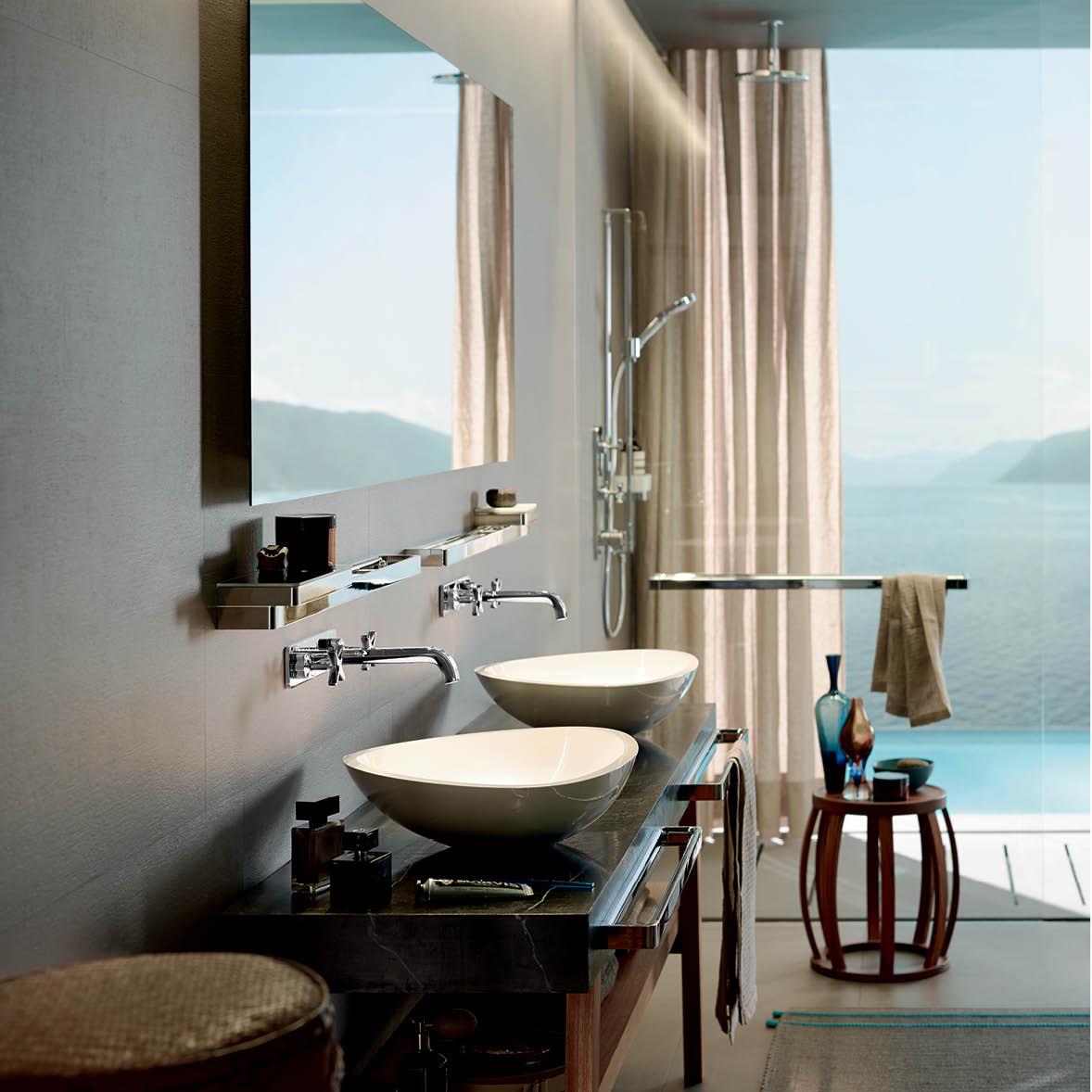 Axor Citterio E : L'essence du luxe