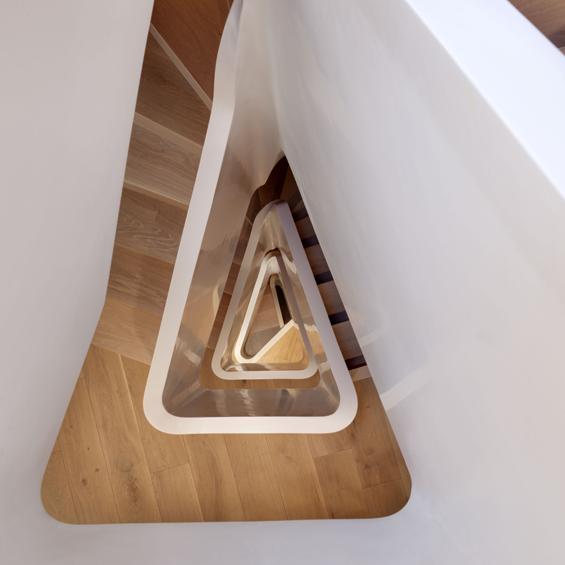 HI-MACS® : Flatiron House