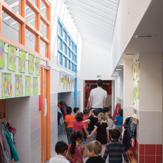 VELUX : Lumière naturelle et confort de vie dans les établissements scolaires
