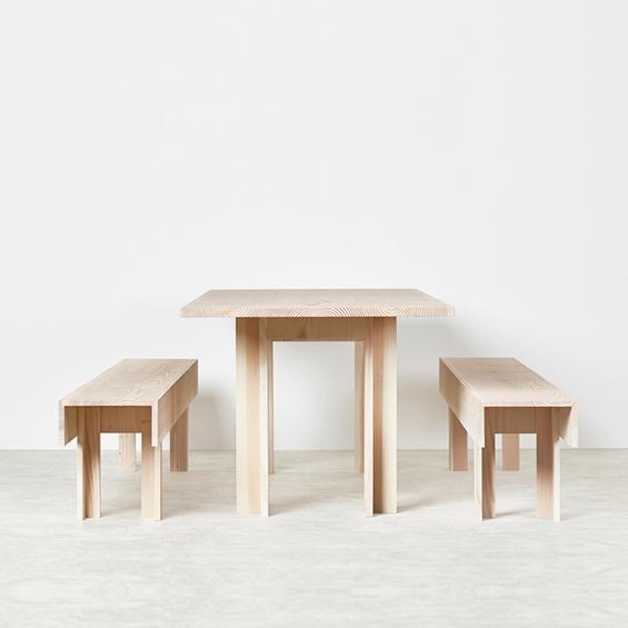 Max Lamb : Planks