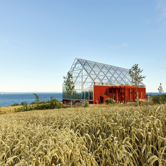 Tailor Made arkitekter : Uppgrenna Naturhus