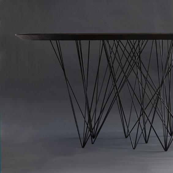 Jonas Rylander : #spider60 table