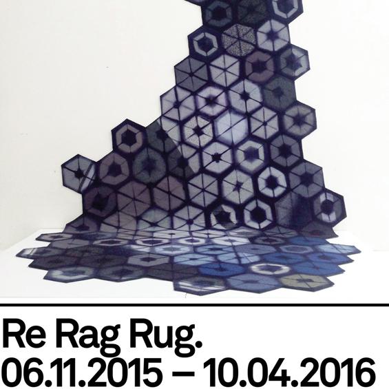 Katarina Brieditis & Katarina Evans : Re Rag Rug