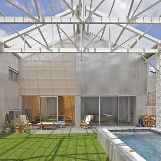 PPA Architectures : Maison Martel