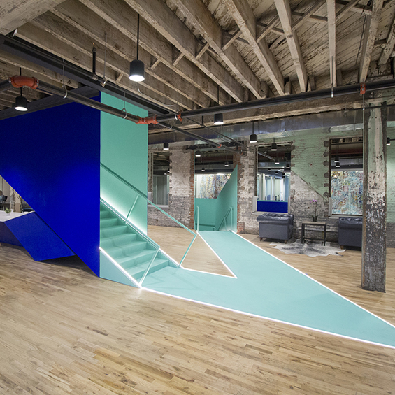 LEESER Architecture : Coworkrs