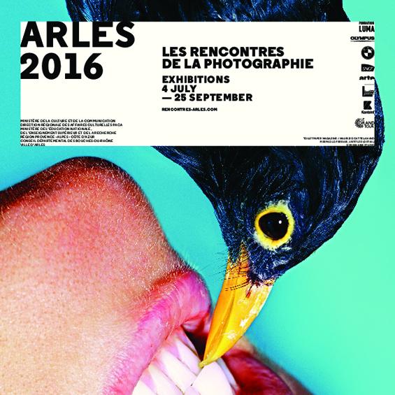 Arles 2016 : Les 47e rencontres de la photographie