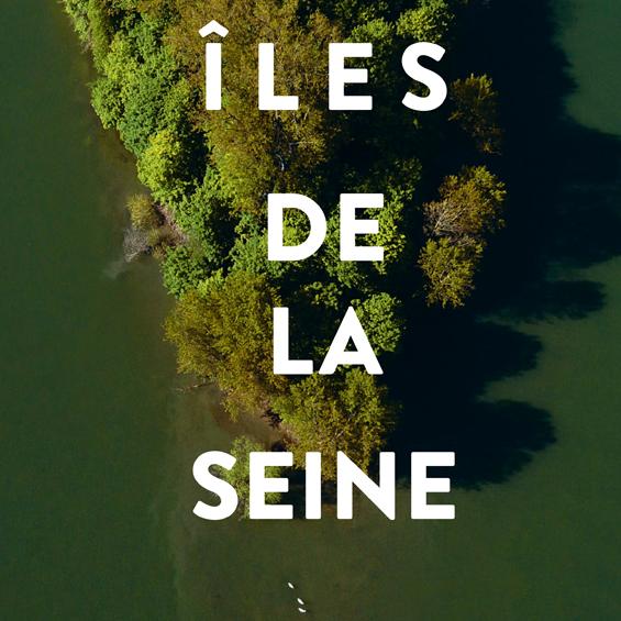 Pavillon de l'Arsenal : Iles de la Seine