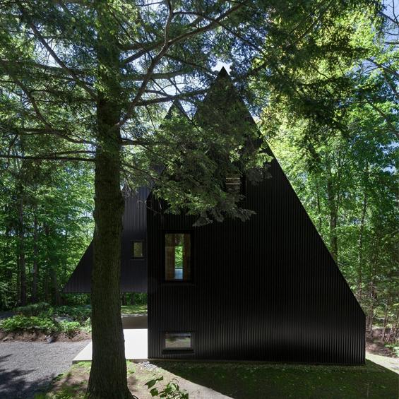 Jean Verville architecte : FaHouse