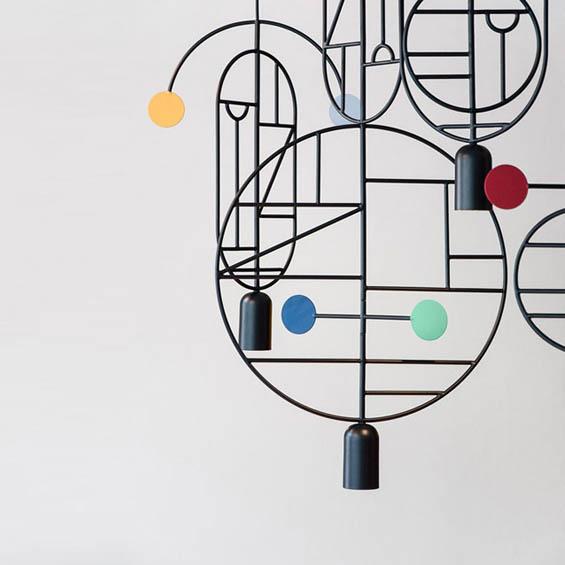 Álvaro Goula et Pablo Figuera : Lines & Dots