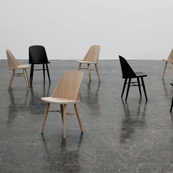 Falke Svatun : Synnes Chair