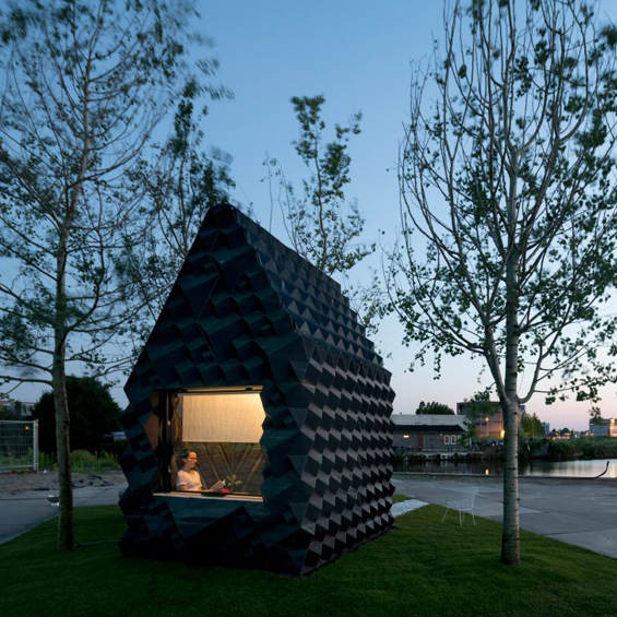 DUS Architects : Urban Cabin