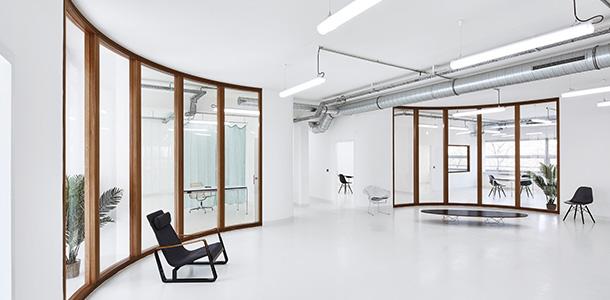 7089 design muuuz archidesignclub magazine architettura decorazione d'interni art house design laboratori lemoal showroom serra marina 01