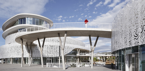 7118 design muuuz archidesignclub magazine architettura arredamento d'interni art house design palace congress cap d agde0