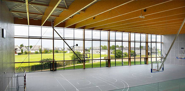 7355 design muuuz archidesignclub magazine architettura decorazione d'interni art house design nunc architects bretagne omnisports hall of langueux 01