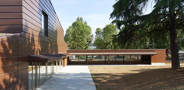 7359 design muuuz archidesignclub magazine architettura arredamento d'interni art house design house associazioni sportive feret frechon 01