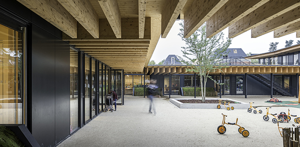 7362 design muuuz archidesignclub magazine architecture decoration interieur art maison design hessamfar verons groupe scolaire st cyr 01