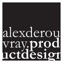 Alexandre de Rouvray-logo design